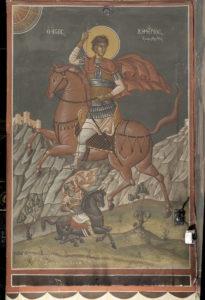 Αγ. Δημήτριος, Αρ. πλευρά της Ν. Κεραίας