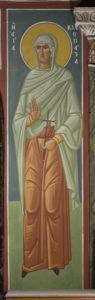 Αγ. Κλεοπάτρα,Ν. τοίχος Γυναικωνίτη