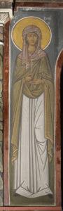 Αγ. Σοφιά. Ν. τοίχος Γυναικωνίτη