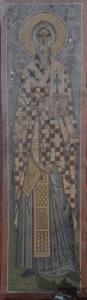 Αγ. Φιλόθεος ο Υμνωδός,Β. τόξο . καμάρας