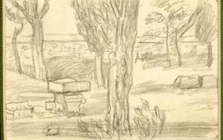 Περίβολος Αγ. Αθανασίου, [χ.χ]. 7.4 x 10.5 εκ.