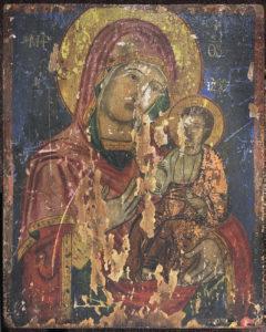 Η Παναγία, φορητή εικόνα