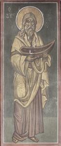 Ο Δίκαιος Νώε, Ν. τόξο της ανατ. κεραίας, Φώτης Κόντογλου 1946.