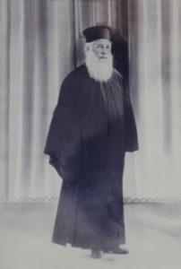Πατήρ Δημήτριος Γεωργακόπουλος, Πρωτοπρεσβύτερος, 1909 -1991.