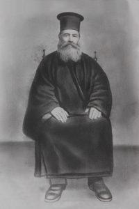 Πατήρ Ιωάννης Σιδέρης, Ιερέας, 1849-1946.