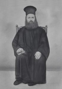 Πατήρ Σταμάτιος Μαργέτης, Ιερέας, 1825-1909.