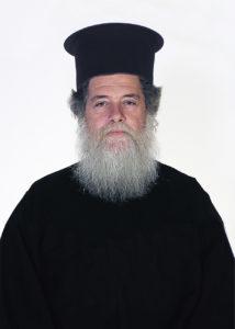 Πατήρ Μιχαήλ Νικολογιάννης, Πρωτοπρεσβύτερος, (1958-)